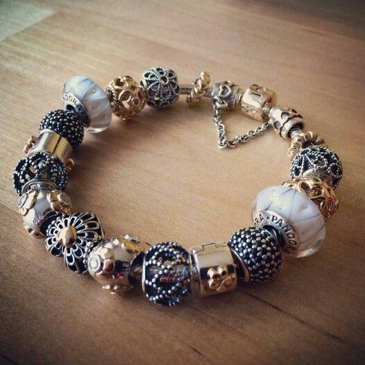 Pandora Charm Bracelet Ideas: 17 Best Ideas About Pandora Gold On Pinterest
