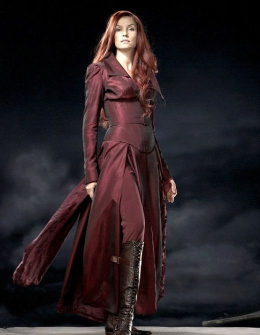 Famke Janssen (Jean Grey/The Phoenix)