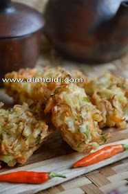 Diah Didi's Kitchen: Tips Membuat Gorengan Yang Enak