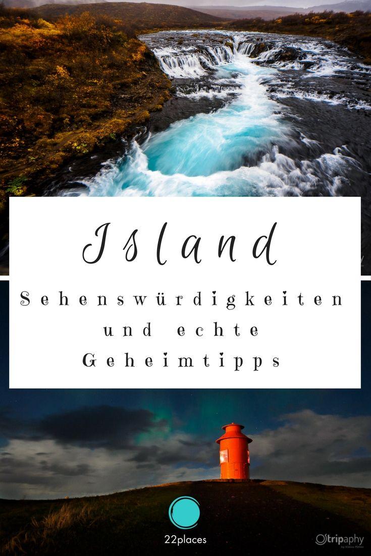 Island Sehenswürdigkeiten: Geheimtipps und Highlights
