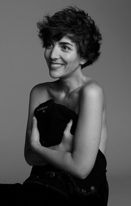 Elise Pioch, founder of Maison Balzac. Read about the brand and its inspiration here: http://www.camillaandmarc.com/news/elise-pioch/