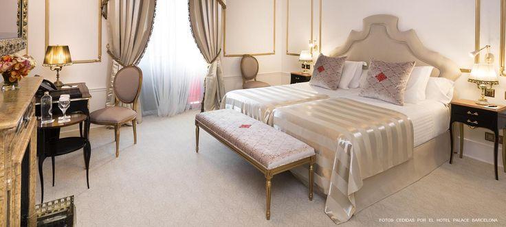 Suite Cesar Ritz. Hotel Palace Barcelona