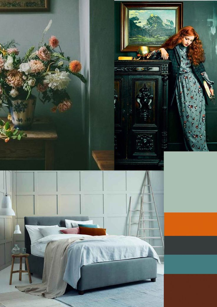 Highlights of Terracotta.  For those of you who are loving the NEW warm tones, but are not quite ready to fully commit. We love terracotta and orange tones as a highlight.