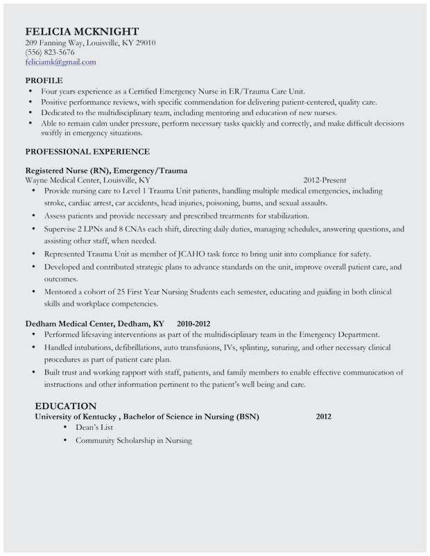 Nurse Cv Resume Templates Save The Pin In Your Collection