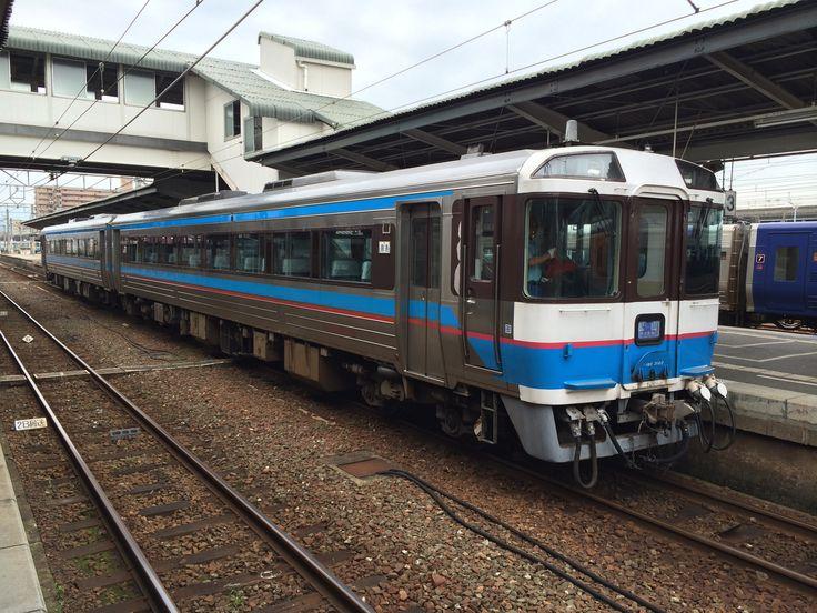 JR四国 185系特急気動車
