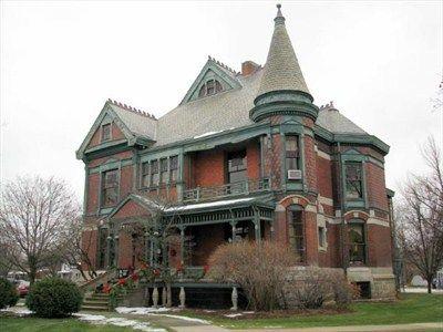 The Chapin House; Niles, MI