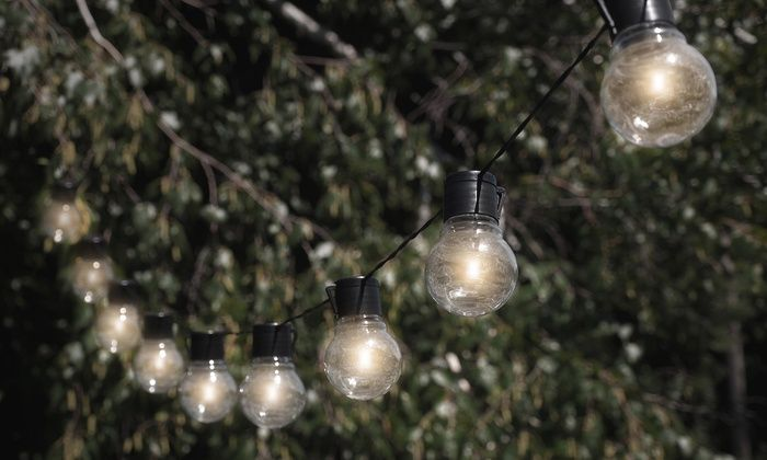 100 best solar lamp series images on pinterest solar lamp solar found it at wayfair nitebulbs solar globe string lights aloadofball Image collections