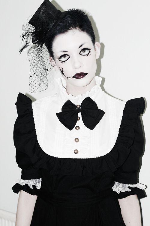 72 best Creepy Doll Dance Inspiration images on Pinterest ...