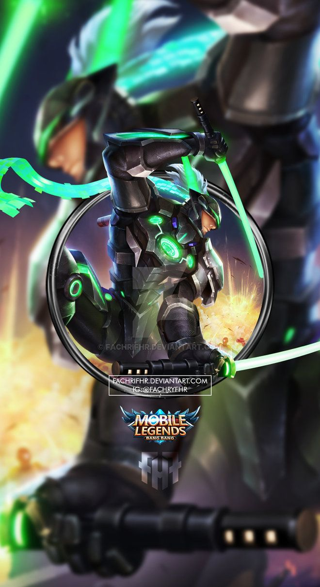 Wallpaper Phone Saber Force Warrior By Fachrifhr Mobile Legend Wallpaper Mobile Legends Phone Wallpaper