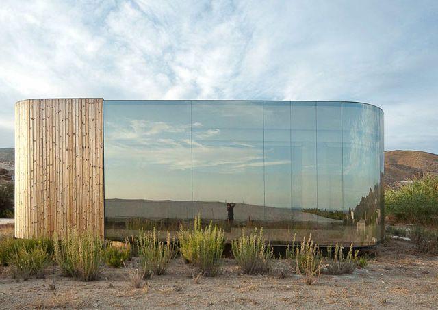The Non Program Pavilion, Spain by Jesús Torres García Architects | Yellowtrace.