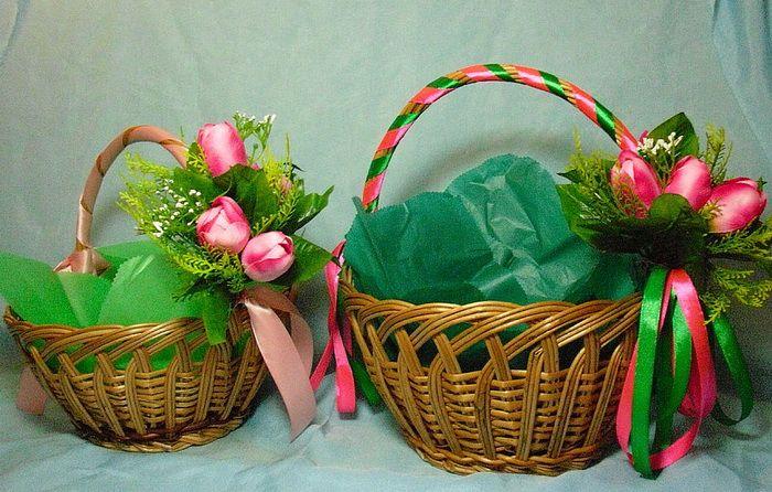 Подарочные корзины