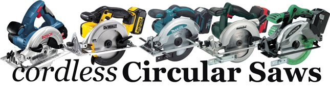 How to Choose a Cordless Circular Saw - a Toolstop Buying Guide