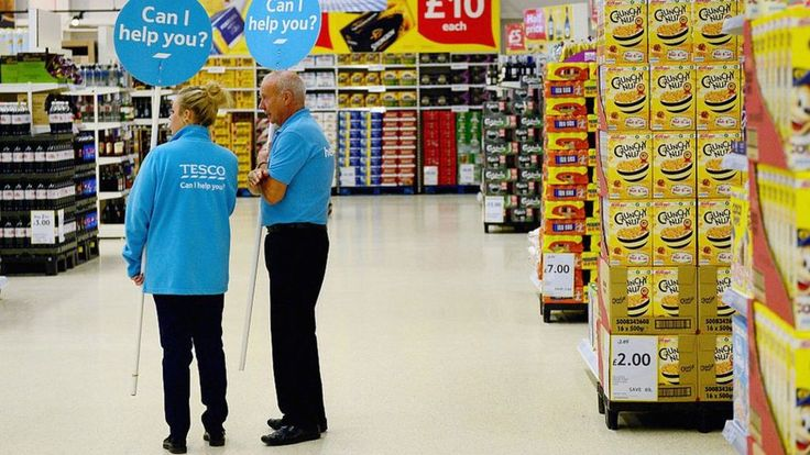 Image copyright                  Getty Images               Hourly pay rates for Tesco store staff will rise by 10.5% over the next two years, the supermarket has said. But pay remains lower than at Aldi and Lidl and overtime pay on Sundays and Bank Holidays is being... - #Pay, #Raising, #Staff, #Store, #Tesco, #World_News, #Years