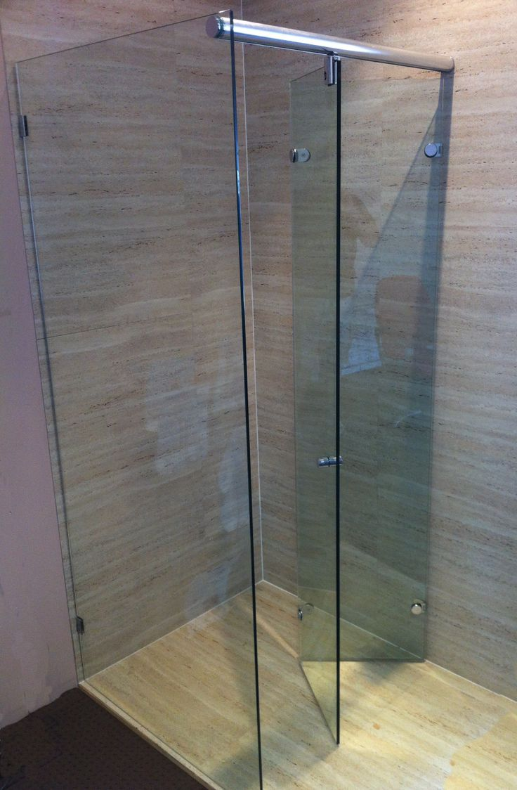 Sliding shower screen - Frameless Glass Fittings Wa Sliding Shower Screens Frameless Glass Wa