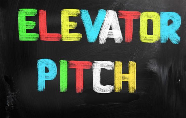 Elevator pitch essentials - short overview