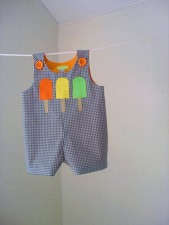 baby boy romper...I have an unhealthy obsession with baby clothes.