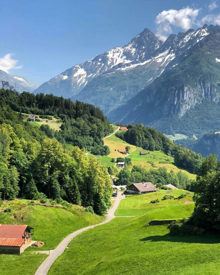 Hasliberg Switzerland Beautiful Nature Pictures Beautiful Places Beautiful Landscapes