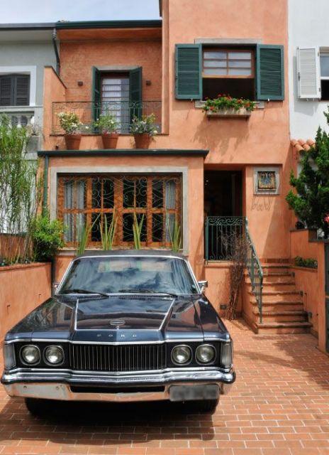 Casas antigas: fachadas reformas e 44 fotos de casas