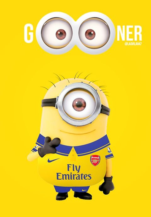 Arsenal minion lol