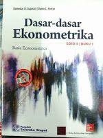 Toko Buku Sang Media : Dasar-Dasar Ekonometrika (Buku 1) (Edisi 5)