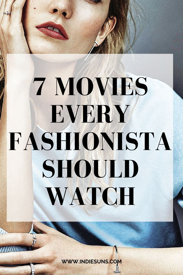 In need of some fashion inspiration? Here are the best 7 movies that every fashionista must watch. Featuring Audrey Hepburn, Anne Hathaway, Audrey Tatou and others.