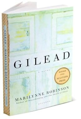 Gilead--love this book!!