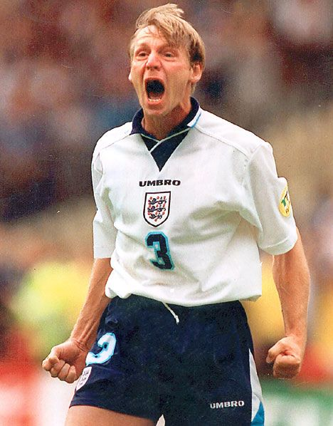 Stuart 'Psycho' Pearce Euro '96 penalty