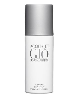 Giorgio Armani Acqua Di Gio Mens Deodorant Body Spray 4.5 oz