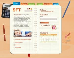 SFT consultores estrena web