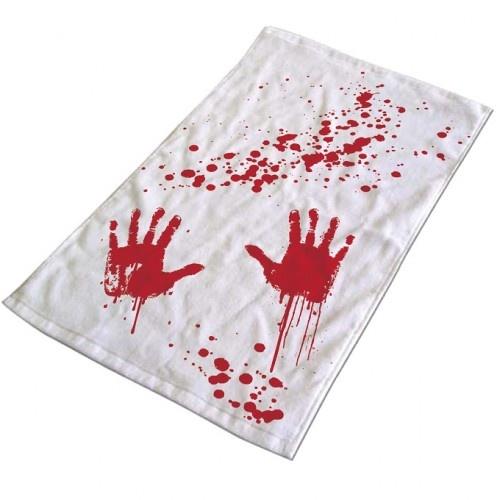 Krvavý Ručník - Dárky / bloody towel