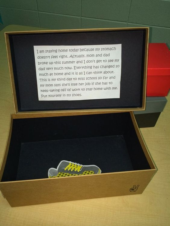 "Empathy Lesson Plan using the book ""Stand in My Shoes"""