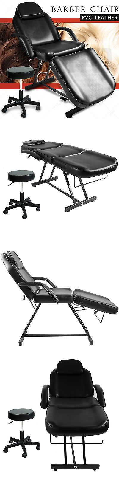 Stylist Stations and Furniture: Adjustable Massage Bed Chair Beauty Equipment Spa Tattoo Salon Hydraulic Stool -> BUY IT NOW ONLY: $149.99 on eBay!