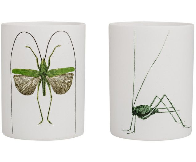 Windlichter Grashopper, 2 Stück Jetzt bestellen unter: https://moebel.ladendirekt.de/dekoration/kerzen-und-kerzenstaender/windlichter/?uid=8fb23f93-1985-569e-b8b5-07eb2f088266&utm_source=pinterest&utm_medium=pin&utm_campaign=boards #kerzen #kerzenstaender #windlichter #teelichthalter #dekoration