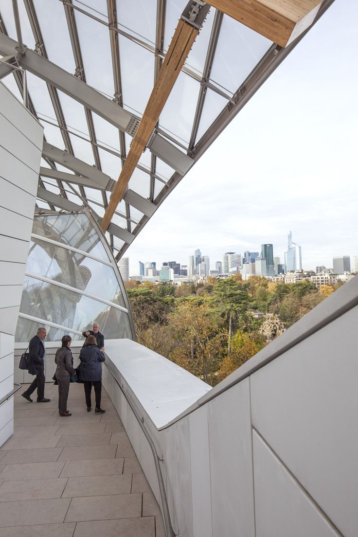 Gallery of Frank Gehry's Fondation Louis Vuitton / Images by Danica O. Kus - 17