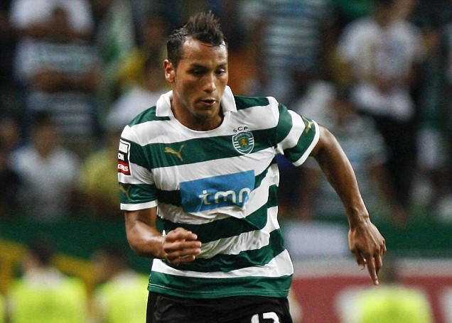 Liverpool look to Sporting Lisbon's Jeffren to solve striker situation.