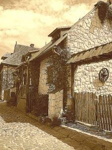 Uliczka w Kazimierzu