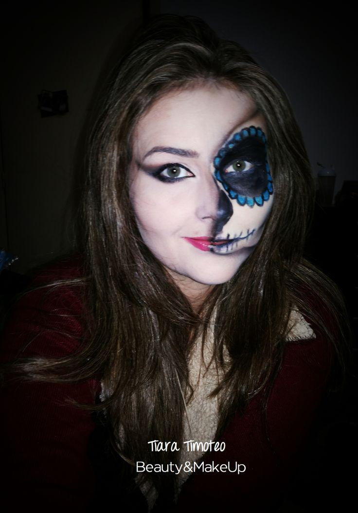 Maquiagem artistica.