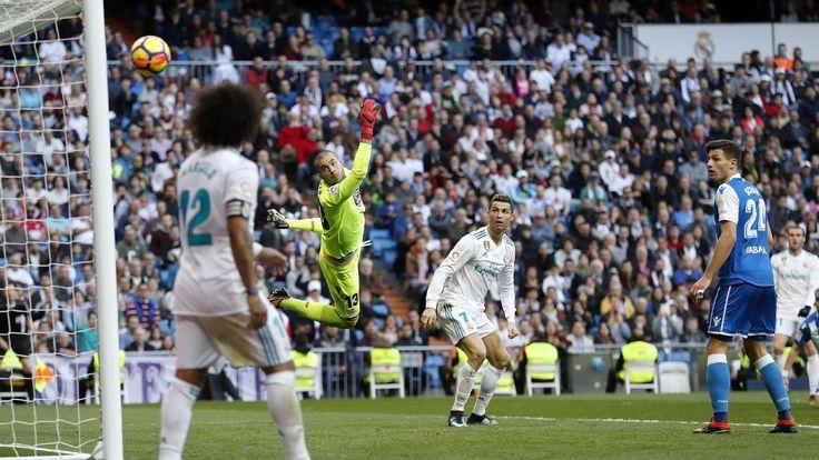Cristiano Ronaldo, Gareth Bale score twice in Real Madrid rout of Depor