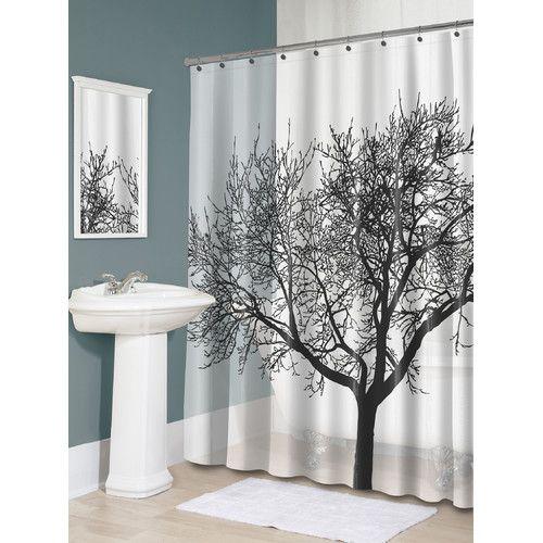 Found it at Wayfair.ca - EVA Tree Shower Curtain
