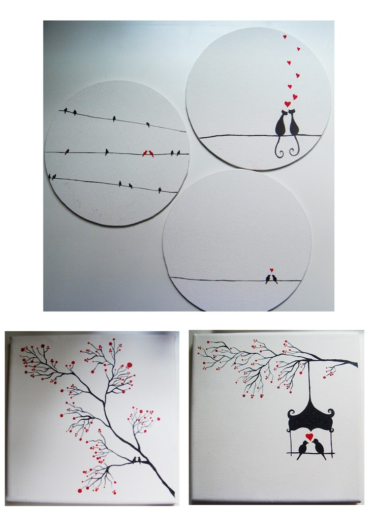 Birdcage,lovely cat,wire bird handpaint and handmade