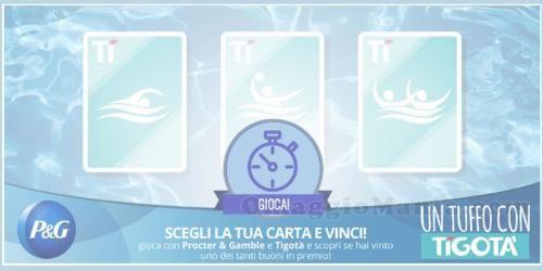 BuoniSconto: Un #tuffo con #Tigotà: vinci subito buoni sconto (link: http://ift.tt/2b19BX7 )
