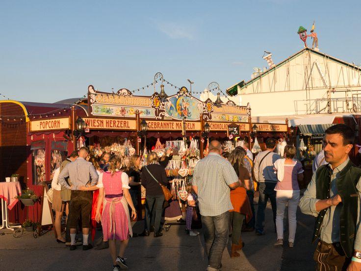 Old #Oktoberfest in Munich, Germany.