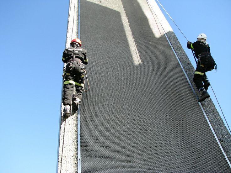 Scaff-Tech rope access techs, Soweto, Johannesburg. www.scafftech.co.za