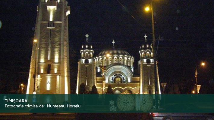 TimisoaraPoza trimisa de catre Munteani Horatiu  28 de poze frumoase cu orase din Romania (partea 2).  Vezi mai multe poze pe www.ghiduri-turistice.info