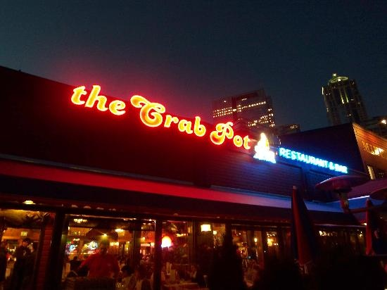 The Crab Pot Seafood Restaurant, Seattle, WA