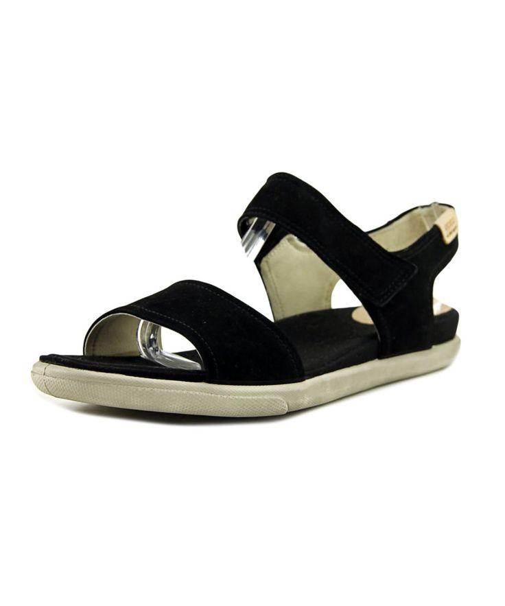 ECCO | Ecco Damara   Open Toe Leather  Gladiator Sandal #Shoes #Sandals #ECCO