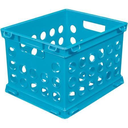 Sterilite Mini Crate Available in Multiple Colors