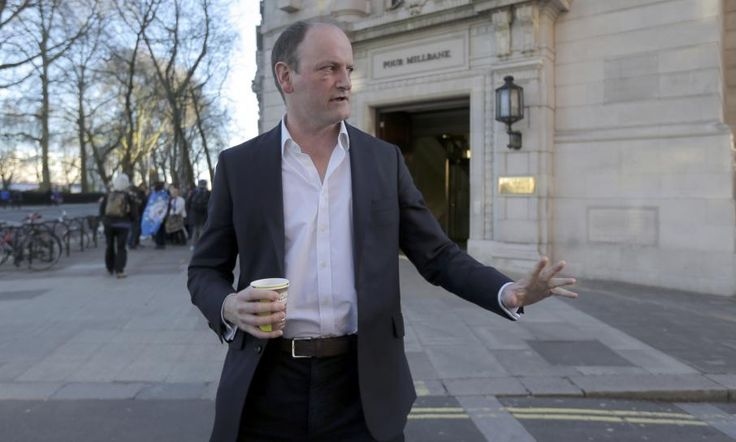 UKIP party, widely credited as having been a major factor behind the country's decision to leave the European Union, lost its only lawmaker on Saturday when Douglas Carswell announced he was leaving the party.