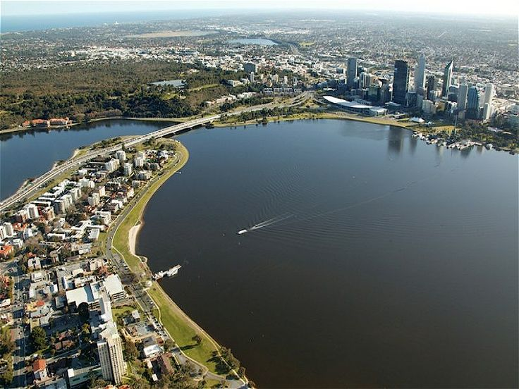 South Perth, Swan River, and City, Western Australia