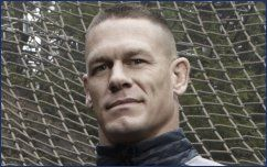 John Cena meets with fans he helped inspire in new video  John Cena is seen fighting back tears as he is surprised by a group of fans he helped inspire in a new promo for Cricket Wireless.  #AmericanGrit #JohnCena @AmericanGrit